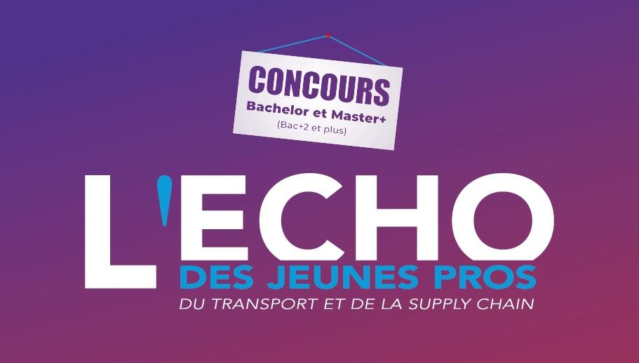 Concours L'ECHO DES JEUNES PROS